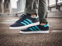 adidas-gazelle blue side 2