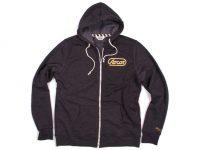 Ascot motorsports zip up hoodie