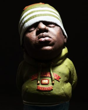 biggie smalls earth green toy 2