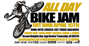 SCBF All Day Bike Jam