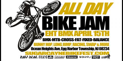 SCBF All Day Bike Jam