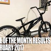 BOTM Feb 2017 Results