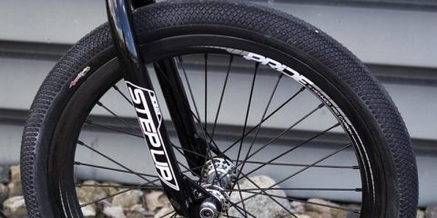Pride Racing Forks and Wheels thumb