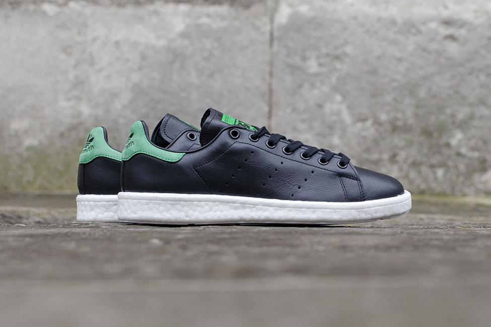 Adidas Stan Smith Impulso Blu, Scarpe Nere