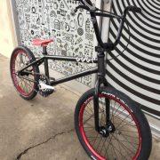 cult BMX racing bike