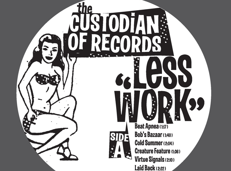 the custodian of records thumb