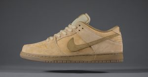 Nike SB Dunk Low Pro Wheat