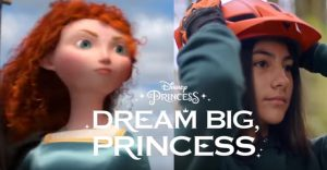 merida, violet dream big