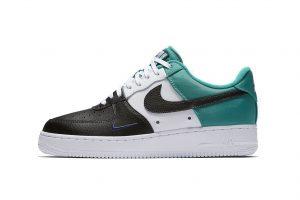 Nike AF1 Neptune Green