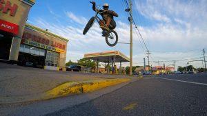 ray curb jump
