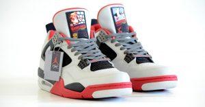 Air Jordan NES Mario