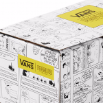 charlie brown vans box