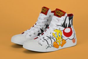 converse looney toons 2