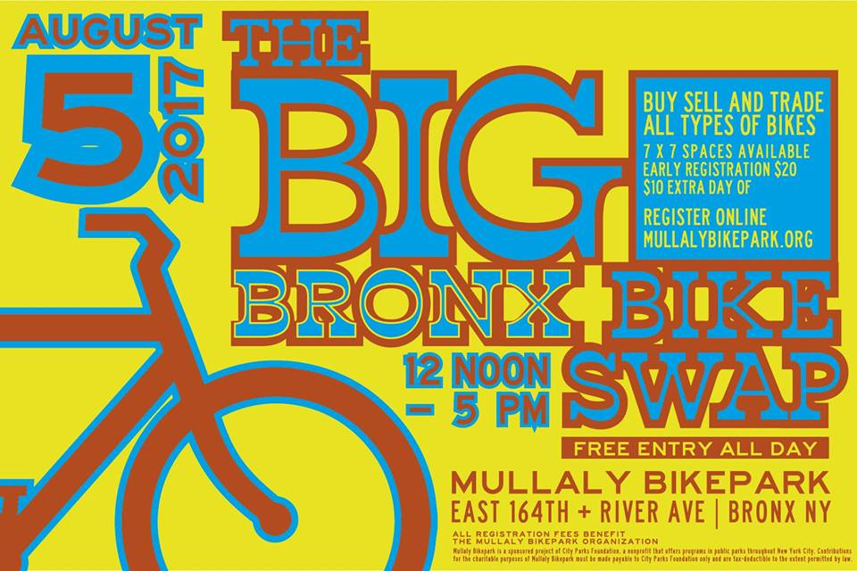 mullaly Bike Bike Swap