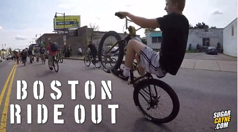 Boston Rideout