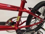G2 BMX XXXL seat tube