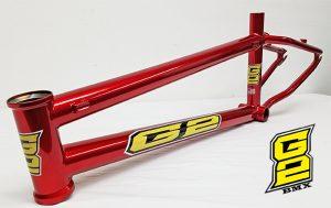 G2 BMX race frame