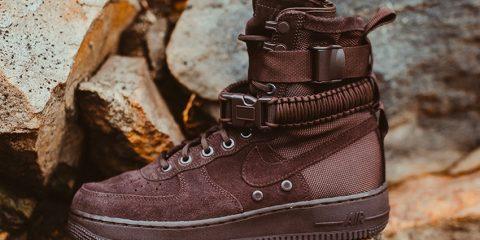 Nike SF-AF1 High velvet brown