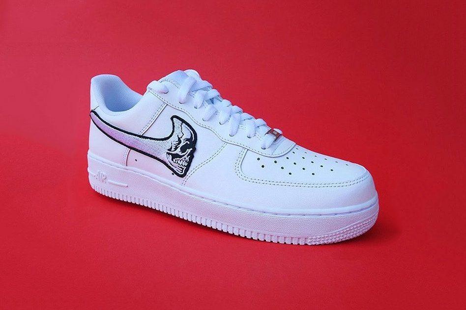 Nike Air Force 1, Skull Force