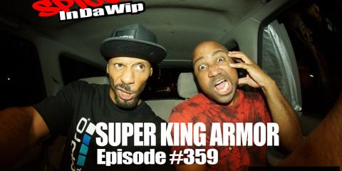 crazy al cayne, Super King Armor