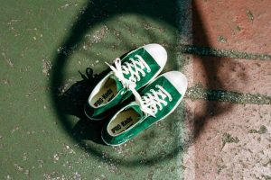 only ny pro keds Green