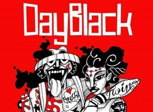 Dayblack vol 2 cover thumb