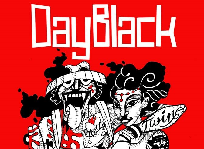 Dayblack vol 2 cover thumb