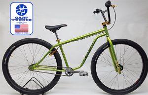 G2 BMX Legend green