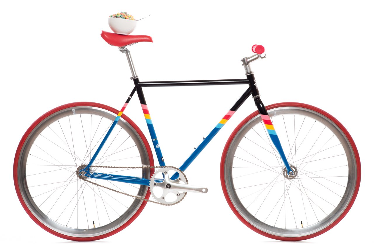 state bicycle froot loops bike