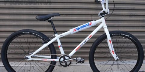 Skyway TA 26 inch kit side