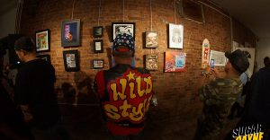 HipHop and Comics Show, Wild style