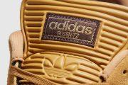adidas Wheat tounge