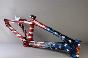 Daylight ArcGlory BMX Racing Frame