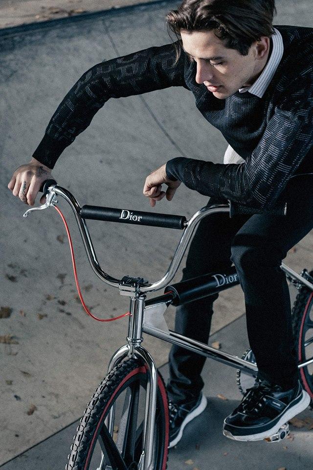 Dior Homme Bogarte BMX Bike