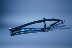 Pure v5 BMX race frame