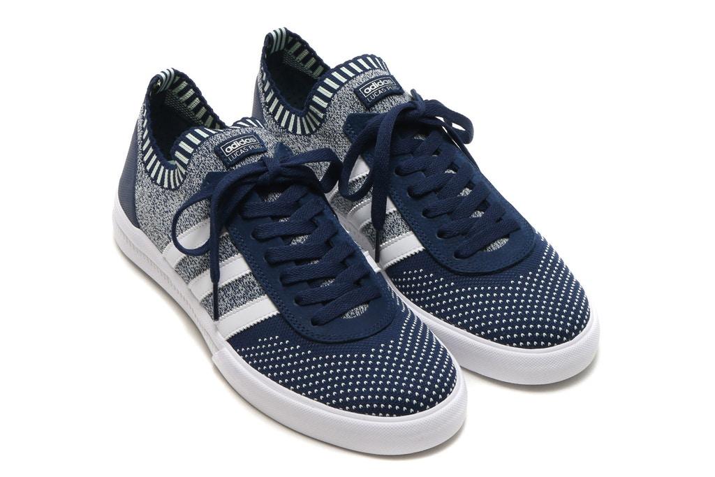 adidas-Lucas Puig-prime knit blue