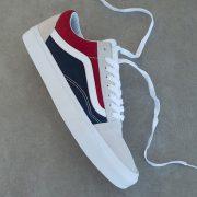 vans 2018 red white blue