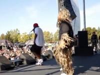 Random Axe, Chewbacca