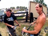Chuck Feildson and Cam