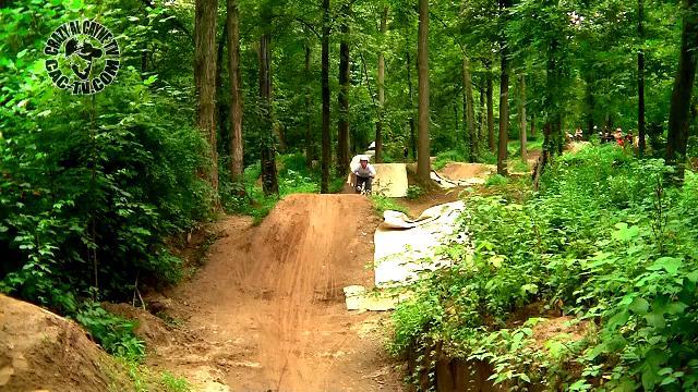 More Riding At hurley Trials