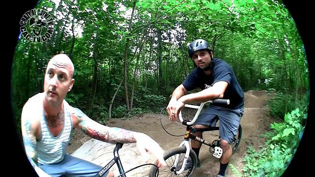 Joey Albright, George Costa, hurley trails