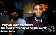 Crazy Al Cayne, The Most interesting MC InThe World