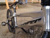 Hyper Bicycles Race Frame Prototype
