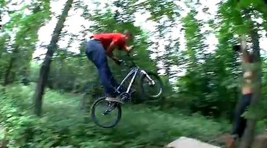 Max Egdorf Jumping