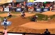 Crazy BMX Crash, Danny Smith