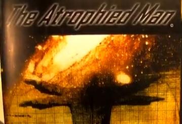Da Shen Atrophied man, comic book