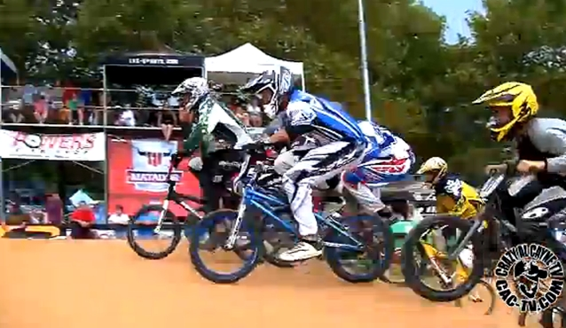 Men Challenger Mains 2011 NBL Grands, BMX