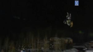 Snomobile Front Flip Winter X Games