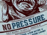 No pressure public assembly
