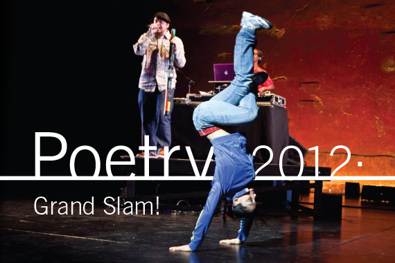BAM Poetry Grand Slam